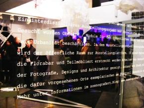 so war's bei szenografiert @ Düsseldorfer Nacht der Museen2013